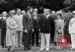 Image of President Herbert Hoover Washington DC USA, 1930, second 8 stock footage video 65675044628