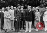 Image of President Herbert Hoover Washington DC USA, 1930, second 9 stock footage video 65675044628
