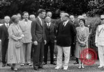 Image of President Herbert Hoover Washington DC USA, 1930, second 10 stock footage video 65675044628