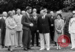 Image of President Herbert Hoover Washington DC USA, 1930, second 12 stock footage video 65675044628