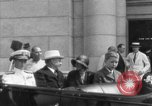 Image of President Herbert Hoover Washington DC USA, 1930, second 1 stock footage video 65675044629