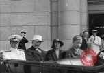 Image of President Herbert Hoover Washington DC USA, 1930, second 4 stock footage video 65675044629