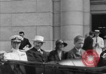 Image of President Herbert Hoover Washington DC USA, 1930, second 6 stock footage video 65675044629