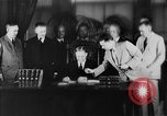 Image of President Herbert Hoover Washington DC USA, 1932, second 10 stock footage video 65675044631