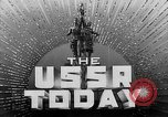 Image of 37th anniversary of Soviet Army and Navy Moscow Soviet Union, 1955, second 8 stock footage video 65675044643