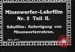 Image of German munitions manufacture Germany, 1918, second 10 stock footage video 65675044656