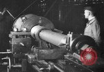 Image of Gun barrel manufacturing in Germany Germany, 1918, second 9 stock footage video 65675044658