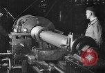 Image of Gun barrel manufacturing in Germany Germany, 1918, second 10 stock footage video 65675044658
