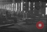 Image of manufacture of gun barrels Bethlehem Pennsylvania USA, 1918, second 1 stock footage video 65675044661