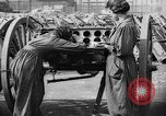 Image of manufacture of ordnance Bethlehem Pennsylvania USA, 1918, second 4 stock footage video 65675044663