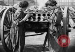 Image of manufacture of ordnance Bethlehem Pennsylvania USA, 1918, second 9 stock footage video 65675044663