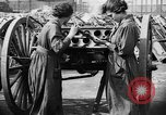 Image of manufacture of ordnance Bethlehem Pennsylvania USA, 1918, second 10 stock footage video 65675044663