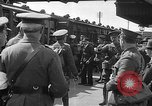 Image of British troops United Kingdom, 1914, second 2 stock footage video 65675044670