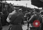 Image of British troops United Kingdom, 1914, second 3 stock footage video 65675044670