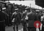Image of British troops United Kingdom, 1914, second 7 stock footage video 65675044670