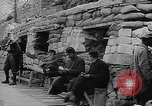 Image of French troops Carency France, 1915, second 4 stock footage video 65675044673