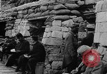 Image of French troops Carency France, 1915, second 9 stock footage video 65675044673