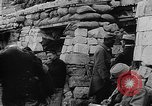 Image of French troops Carency France, 1915, second 11 stock footage video 65675044673