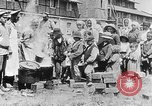 Image of Food aid from Friends Relief Committee of London, England Russia, 1917, second 20 stock footage video 65675044678