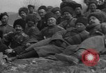 Image of Russian Cossacks Western Front, 1917, second 12 stock footage video 65675044679