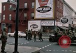 Image of Baltimore Riots Baltimore Maryland USA, 1968, second 6 stock footage video 65675044695