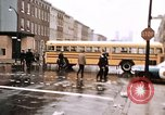 Image of Baltimore Riots after Martin Luther King assassination Baltimore Maryland USA, 1968, second 10 stock footage video 65675044700