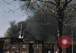 Image of Smoke from fires seen during riots Baltimore Maryland USA, 1968, second 8 stock footage video 65675044706