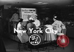 Image of Overweight youth in America New York United States USA, 1955, second 2 stock footage video 65675044722