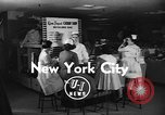 Image of Overweight youth in America New York United States USA, 1955, second 3 stock footage video 65675044722