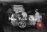 Image of Overweight youth in America New York United States USA, 1955, second 4 stock footage video 65675044722