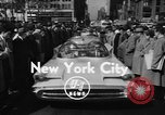 Image of futura car batmobile New York United States USA, 1955, second 1 stock footage video 65675044723