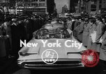 Image of futura car batmobile New York United States USA, 1955, second 2 stock footage video 65675044723