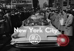 Image of futura car batmobile New York United States USA, 1955, second 3 stock footage video 65675044723