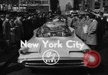 Image of futura car batmobile New York United States USA, 1955, second 4 stock footage video 65675044723