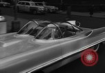 Image of futura car batmobile New York United States USA, 1955, second 10 stock footage video 65675044723