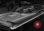 Image of futura car batmobile New York United States USA, 1955, second 12 stock footage video 65675044723