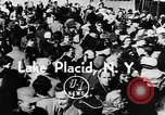 Image of Olympic bobsled trials Lake Placid New York USA, 1955, second 6 stock footage video 65675044724