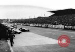 Image of Le mans auto race Le mans France, 1957, second 6 stock footage video 65675044733