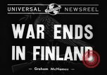 Image of Finns Finland, 1940, second 4 stock footage video 65675044735