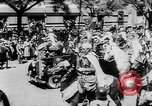 Image of presidential welcome Spain, 1953, second 7 stock footage video 65675044741