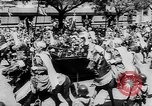 Image of presidential welcome Spain, 1953, second 10 stock footage video 65675044741