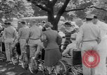 Image of President Dwight Eisenhower Washington DC USA, 1953, second 4 stock footage video 65675044743