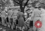 Image of President Dwight Eisenhower Washington DC USA, 1953, second 5 stock footage video 65675044743