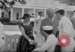 Image of President Dwight Eisenhower Washington DC USA, 1953, second 11 stock footage video 65675044743