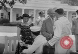 Image of President Dwight Eisenhower Washington DC USA, 1953, second 12 stock footage video 65675044743
