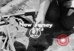 Image of educated lawn mower New Jersey United States USA, 1953, second 3 stock footage video 65675044745