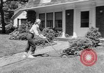 Image of educated lawn mower New Jersey United States USA, 1953, second 7 stock footage video 65675044745