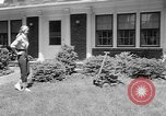 Image of educated lawn mower New Jersey United States USA, 1953, second 12 stock footage video 65675044745