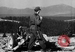 Image of German troops Carpathian Mountains, 1944, second 12 stock footage video 65675044754