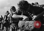 Image of French paratroops Indochina, 1950, second 6 stock footage video 65675044770